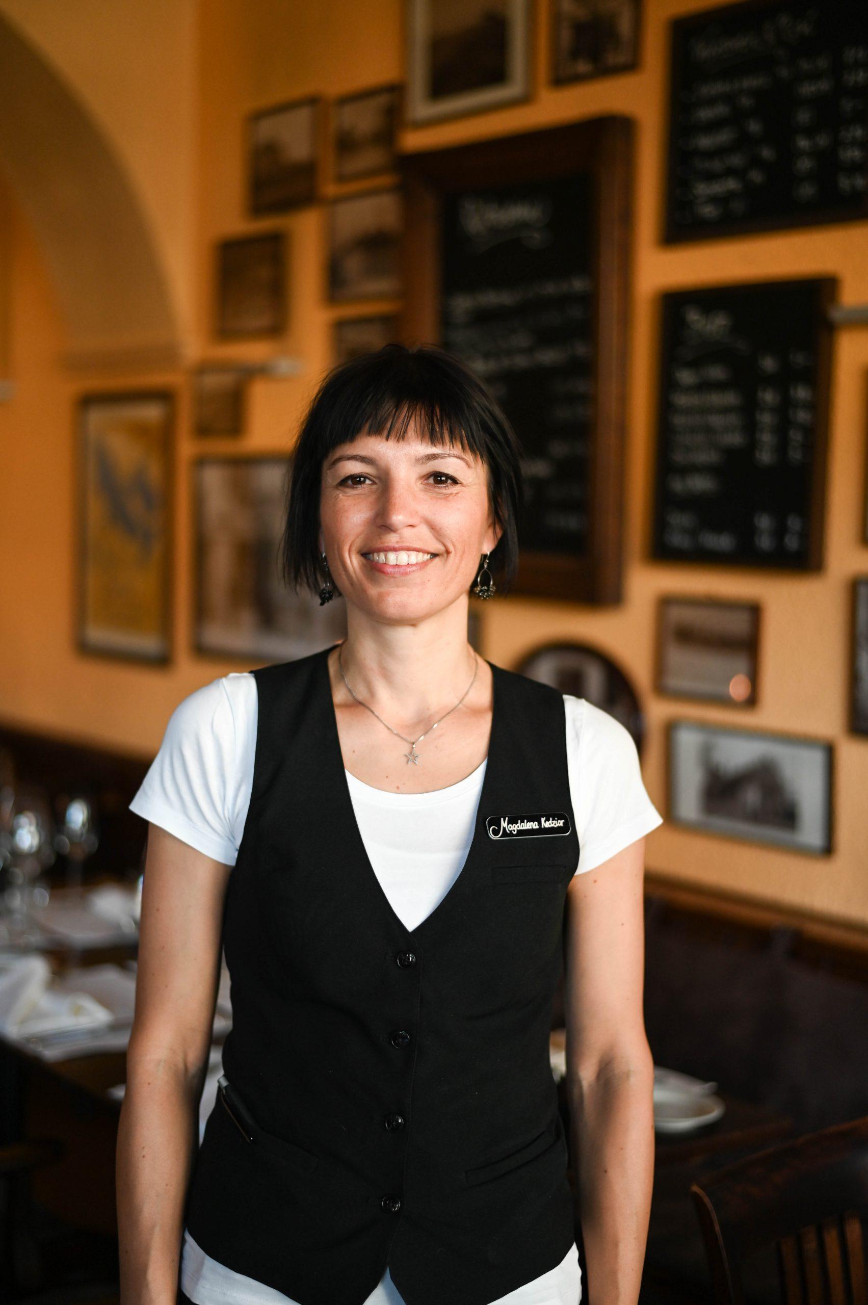 Magdalena Kedzior (Stv. Chef de Service)